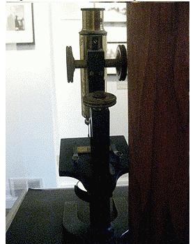 Bentley's snowflake microscope.