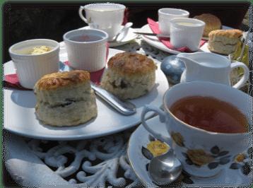 Tea & Scones