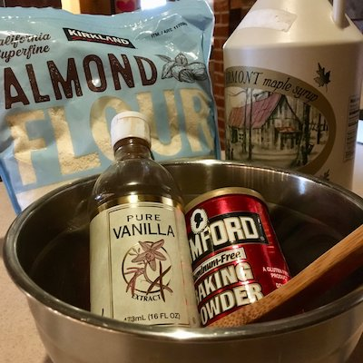 baking supplies for cookies