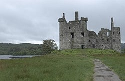 derelict castles are Scottish icons