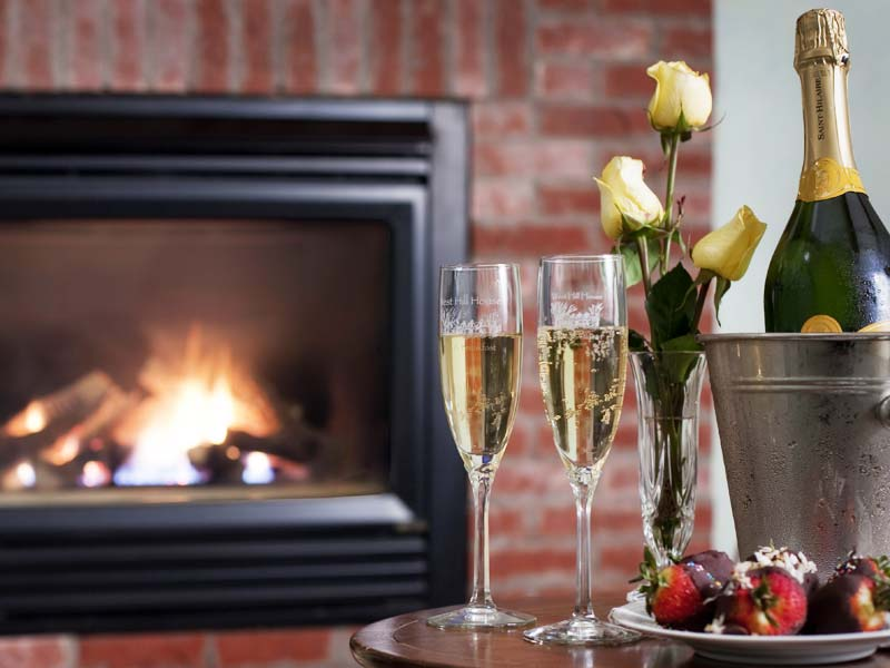 Get cozy and enjoy Scenic Drives in Vermont Near our Bed and Breakfast