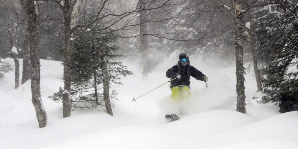 Mad River Glen is one of Vermont's top ski resorts.