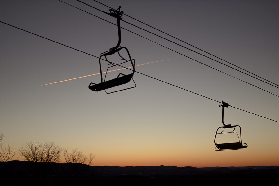 Mad River Glen is one of the top-rated ski areas in the Eastern U.S.