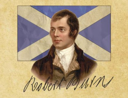 Hogmanay includes the singing of Robert Burns' Auld Lang Syne