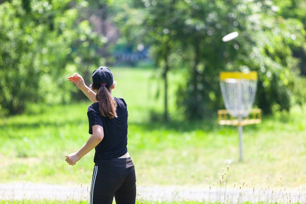 Disc golf is one of the many great things to do at Sugarbush Resort