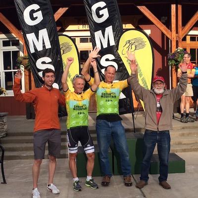Green Mountain Stage Race winners